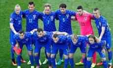 Horvaatia koondis mullusel EM-il
