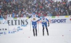 FOTOD: Eesti kahevõistlejate kvartett kerkis suusasõiduga MM-i üheksandaks