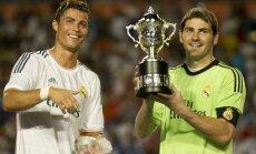 Cristiano Ronaldo, Iker Casillas
