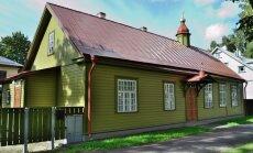 В Таллинне восстанавливается уникальная старообрядческая молельня