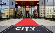 8-korruseline äri- ja eluhoone City Residence