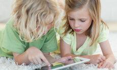 Hoidke oma lastel silma peal, sest varajane ekraanide vaatamine mõjutab nägemisteravust