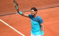 200. suure slämmi matši võitnud Nadal tegi ajalugu