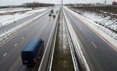 Kuidas sõjavangid Narva maanteed ehitasid: saksa insener ütles, et tee peab vastu 20 aastat