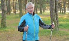 Kepikõnni treener levinumatest vigadest: kepid liiga pikad ja käed liiga ees