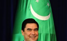 KYRGYZSTAN-TURKMENISTAN-DIPLOMACY