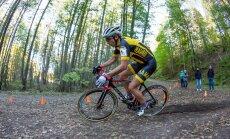 Martin Loo cyclo-crossi Eesti meistrivõistlustel