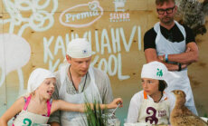 Lapse tervislike valikute alus on see, kas ta tunneb toitu: Kahvliahvid tembutavad Põhjakal juba homme!