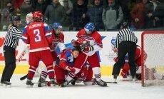 Venemaa (U18)  vs Tsehhi (U18)