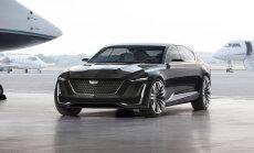 Cadillac Escala – sõida ise või leba tagaistmel, noobel auto niikuinii