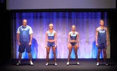 Vaata, milline näeb välja kergejõustikukoondise Rio olümpia võistlusvorm!