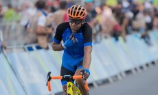 Tanel Kangert Rio olümpia finišis