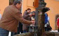 В Словении появится первый в Европе пивной фонтан