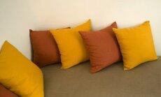 Красивый угловой диван сделает Вашу комнату уютной