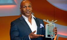 Poksija Mike Tyson võetakse Venemaa kirjanike liidu liikmeks