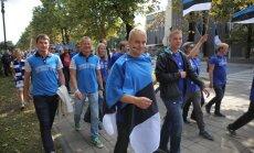 KORVPALLIKOONDISE BLOGI: Eesti fännid on Riga Arena poole teel!
