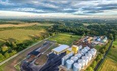 Vastvalminud Rõngu terminal on vastu võtnud juba enam kui 36 200 tonni teravilja