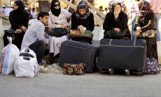 Süüria põgenikud