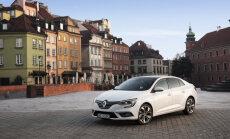 Pilk peale, käsi külge: Renault' Mégane GrandCoupé – suurepäraste sõiduomadustega sedaan