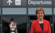 Esimene minister Nicola Sturgeon uurib enda sõnul kõiki võimalusi, et Šotimaa ei peaks EL-ist lahkuma.