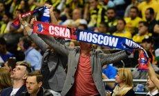 CSKA fännid Euroliiga finaalis