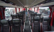 Новый закон увеличил число пассажиров автобусов