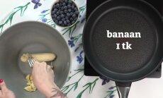 AUHINNAMÄNG: Kelle käed valmistavad mustika- ja banaanipannkooke — Sirje Eesmaa, Malluka või Rosanna Lintsi?