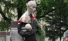 Kunagine Tartu linnapea Karl Luik saab monumendi Vanemuise pargis