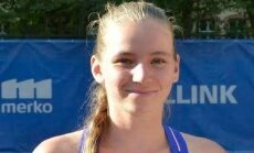 Merko Estonian Openi võitja Anastasia Zarytska