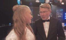 Kelly Sildaru, Mika Häkkinen