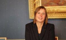 DELFI FOTOD ja VIDEO: Presidendikandidaadiks esitatud Kersti Kaljulaid: vastutus on meeletu ja ma võtan selle