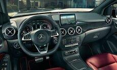 Aristokraatlik ja hillitsetud Mercedes-Benz B-klass