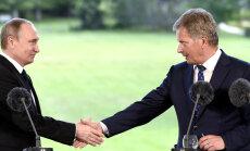 Soome valitsuse uus Vene-raport: NATO-ga tuleb suhteid hoida ja itta liiga palju investeerida ei tasu