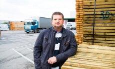 Atso Matsalu on nüüd firma peremees ja tahab käivet mitme miljoni võrra suurendada.