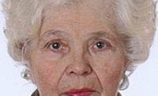 Полиция просит помощи в розыске 80-летней Александры