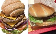 """PILTUUDIS: McDonald'si uued """"gurmeeburgerid"""" valmistasid tõelise pettumuse"""