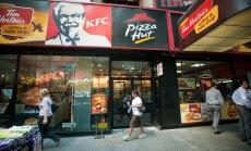 Kindel värk: maailmas ülipopulaarsed Pizza Hut ja KFC sisenevad Eesti turule