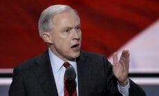Alabama senaator Jeff Sessions