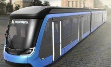 Soome Tampere linna suur otsus - linn ehitab omale trammiteed