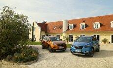 Motorsi proovisõit: Opel Mokka X ja tugiteenus OnStar (töötab nüüd ka Eestis)
