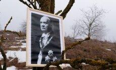 Küsitlus Lääne-Virumaal - Konstantin Pätsi ausammas Toompeale - ei või ja