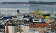 Rohkem kaneeli, kulla Tallink! Krister Kivi võrdleb Tallinki ja Eckerö laevasalonge