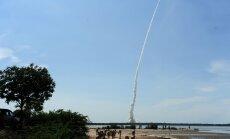 Kui juba, siis juba: India saatis kosmosesse korraga 20 satelliiti