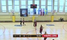 TÄISPIKKUSES: U16 korvpallineiud said Lätilt 32-punktilise kaotuse