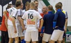 Võrkpalli Balti liiga (Credit24 Meistriliiga) uue hooajaga tehti algust täna õhtupoolikul. Eesti klubide omavahelistes mängudes olid võidukad Tallinna Selver ja Järvamaa Võrkpalliklubi.