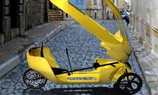 Mis auto, mis ratas? Kohale viib kolmerattaline Ego Urban Transporter