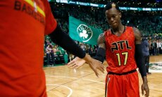 Hawks Celtics Basketball