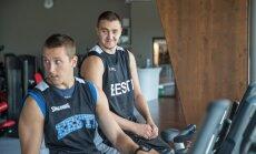 Eesti meeste korvpallikoondise pressikonverents