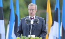 President Ilves: me ei tohi lähtuda eeldusest, et kuna 25 aastat pole meil halvasti läinud, siis nii jääb see ka tulevikus