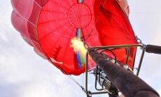 Lend õhupalliga